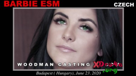 Barbie Esm - Woodman Casting X (2020) SiteRip